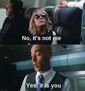 Bridesmaids Movie Quotes On Plane