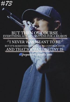... Quotes , Eminem Quotes From Songs , Eminem Mockingbird Lyrics , Eminem