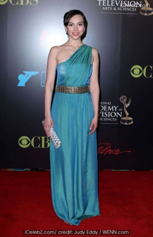 2010 Daytime Emmy Awards held at Las Vegas Hilton Hotel and Casino ...