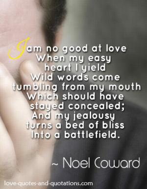 Im Sorry Love Quotes: