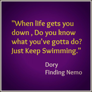 Pixar Movie Inspirational Quotes