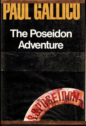 The Poseidon Adventure - Paul Gallico Hardcover 1st American Edition