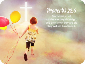 Biblical Parenting scripture