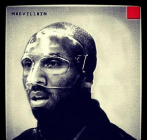 Madvillain. Kobe unstoppable. Man with the mask. Man on a mission.