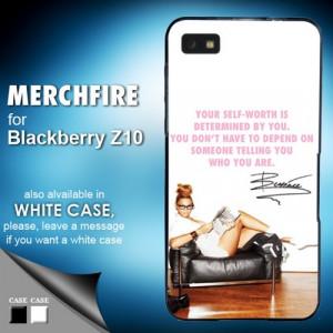 Elsa frozen quote - Blackberry Z10 Case
