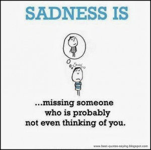 Quote Missing Someone Miss