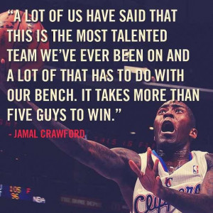 sports los angeles clippers images pictures jamal crawford quote tweet