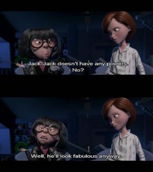 The Incredibles | Edna Mode