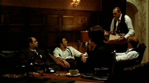 Clemenza: It's a Sicilian message. It means Luca Brasi sleeps with the ...