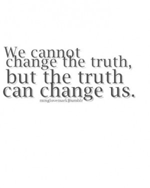 We cannot change quote