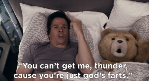 Best Quotes From Ted Movie