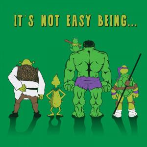 33 Of The Best Teenage Mutant Ninja Turtles Tees & Posters