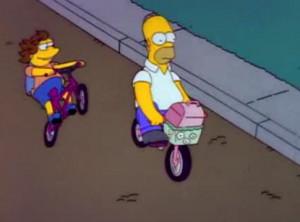 "Nelson: ""HA-HA!!"""