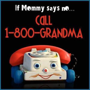 Too cute! #grandchildren #grandma