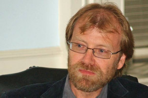 George Saunders (Credit: Wikimedia Commons)