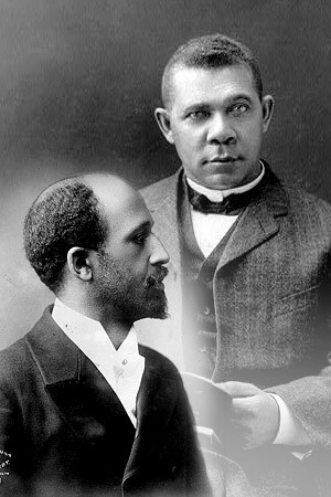 "an introduction to the lives of booker t washington and w e b dubois Ibram x kendi on the importance of w e b du bois more than a hundred  a  beast so brutal even trained police officers fear for their lives  we learn of his  ideological problem with booker t washington (essay three: ""of  picked up  another envelope containing a letter of introduction he had written to."