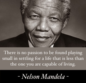 Nelson Mandela On Life & Leadership