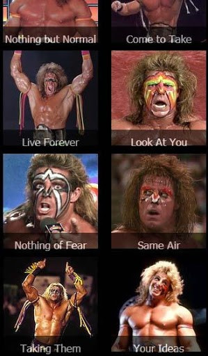 Ultimate Warrior Quotes View bigger ultimate warrior