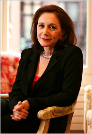 Sherry Turkle Credit Erik Jacobs for The New York Times