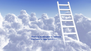 Stair Steps to Sky Success