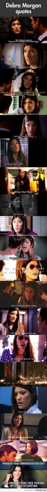 Related Pictures debra morgan expanding your vocabulary