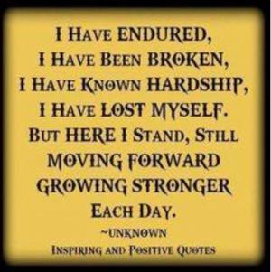 Still standing.....