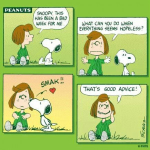 Snoopy...thank you!