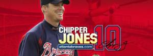 Images Atlanta Braves Chipper Jones Facebook Cover Timeline Photo
