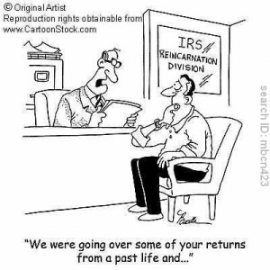 Just a little income tax humor... very little.