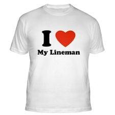 Love My Lineman T Shirts I Love My Lineman Shirts & Tees