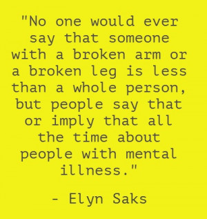 You are Not Alone in Your Struggle Against Mental Illness.