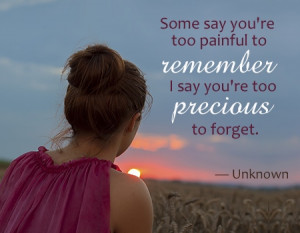 miscarriage quote baby too precious to forget