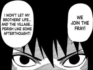 Sasuke Hatred Quotes Sasuke's hatred.