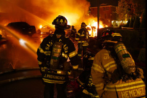 Firefighter Quotes About Courage