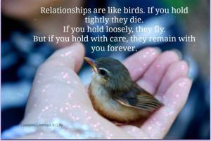 Birds Quotes Graphics