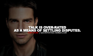 Tom Cruise Quotes Sayings Talk Meaning Favimagesnet Picture