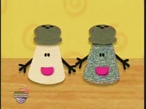 Image - Mr. Salt and Mrs. Pepper 2.jpg - Blue's Clues Wiki