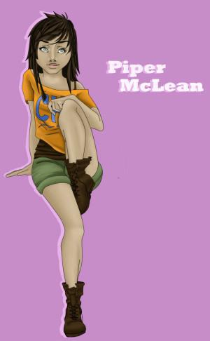 Piper Mclean The Lost Hero...