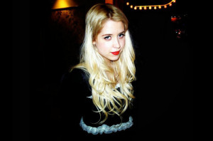 Peaches Geldof April March