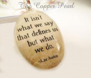 We Say That Defines Us