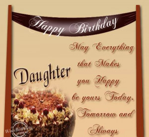 Happy Birthday Step Daughter Quotes Daughter/