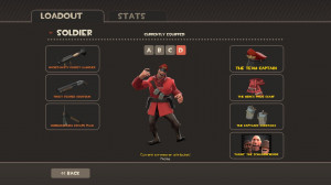 tf2 soldier load out