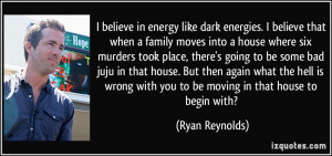 More Ryan Reynolds Quotes
