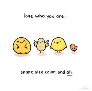 Loving yourself…does not mean being self-absorbed or narcissistic ...