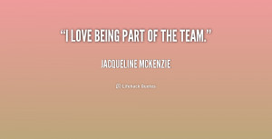 Quotes About Teams Being Family
