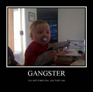 Funny Gangster Quotes