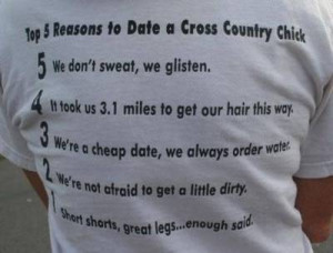 xc cross country running reasons to date a runner may 30th