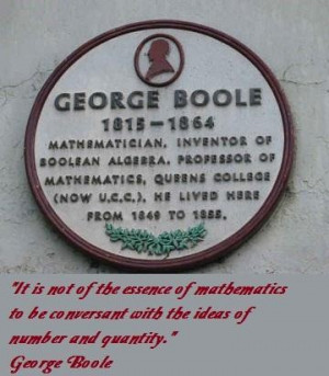 George boole famous quotes 2