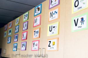 компьютерный алфавит from What the Teacher Wants!