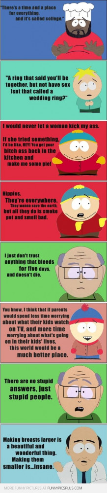 Best South Park Quotes 2
